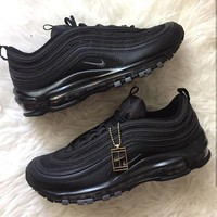 NIKE AIR MAX 97 Sport Shoes Women Men Sneakers Running Shoes-7