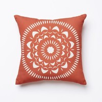 Outdoor Brights Pillow - Sundial