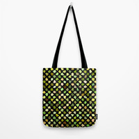 Abstract Color Tote Bag by kasseggs