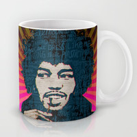 Are You Experienced Mug by Gigglebox