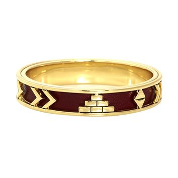 House of Harlow 1960 Jewelry Aztec Bangle -