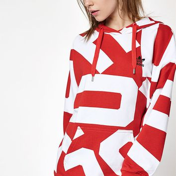 adidas Bold Age Oversized Hoodie at PacSun.com