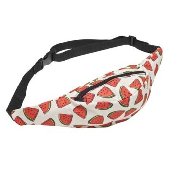 Watermelon Slices Fanny Pack