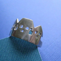 Sterling Silver Ring - Silhouette Neighborhood