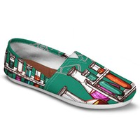 Science Beaker Casual Shoes