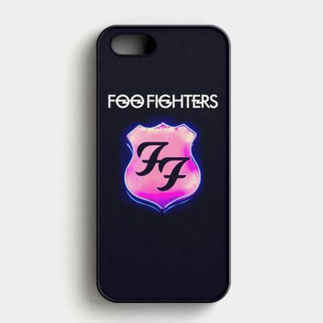 Foo Fighters Saint Cecilia iPhone SE Case