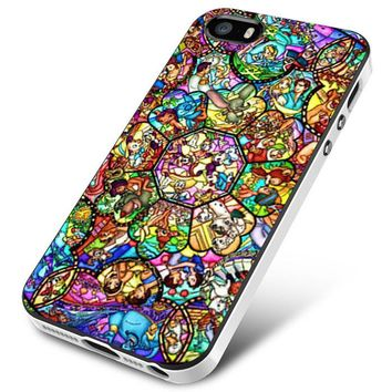 All Character Disney iPhone 5 | 5S | 5SE Case Planetscase.com