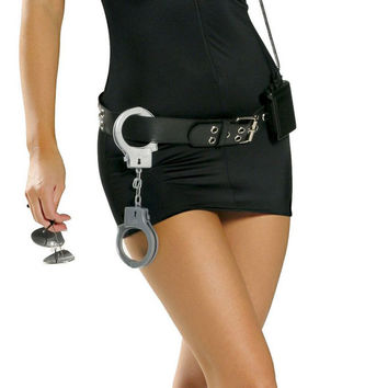 Roma Costume - 7PC Stop Traffic Cop Women's Costume