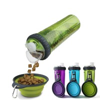 Dog Travel Bowls For Food and Water