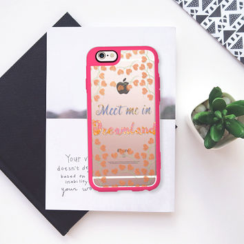 Meet me in Dreamland iPhone 6s case by Famenxt | Casetify