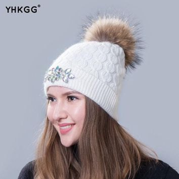 VONESC6 2016 latest stylish and elegant twist textured solid color with color flowers marked Ms. cashmere hat