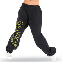 Electric Dance Sweatpants Just Fox Kix