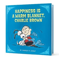 "Kohl's Cares(R) ""Happiness is a Warm Blanket, Charlie Brown"" Book"