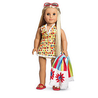 American Girl® Dolls: Julie's Swim Set