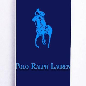 iPhone 5S Case - Hard (PC) Cover with polo ralph lauren Plastic Case Design