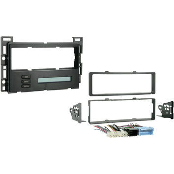 Metra 2004-2009 Chevrolet Malibu And Malibu Maxx And G6 And Cobalt Turbo 2 Single-din Installation Kit With Dic Retention