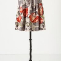 Glowing Leaf Skirt - Anthropologie.com