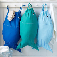 Bait & Hook Laundry Bag