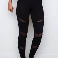Voltage Mesh Leggings