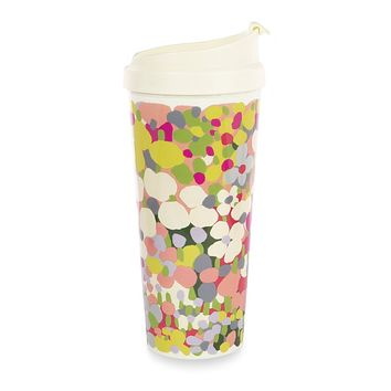 kate spade new york Thermal Mug - Floral Dot