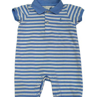 Ralph Lauren Blue Baby Grow