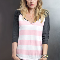 The Baseball Tee - Essential Tees - Victoria's Secret