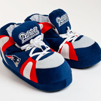 New England Patriots Slippers | NFL Team Slippers | BunnySlippers.com