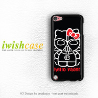 Hello Darth Vader iPod Touch 4 Case iPod Touch 5 Case