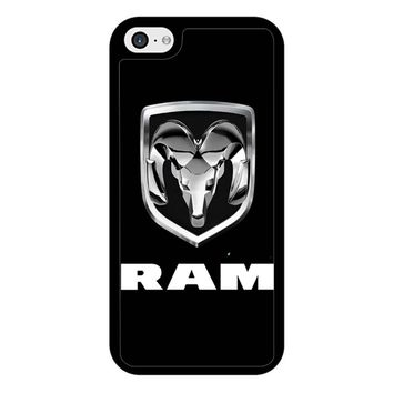 Dodge Ram Truck Logo iPhone 5/5S/SE Case
