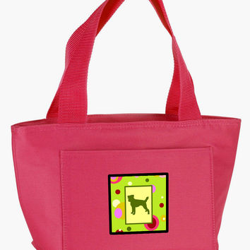 Jack Russell Terrier Lunch Bag CK1041PK-8808