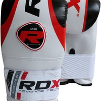 RDX Gel Bag Mitt Boxing Gloves Grappling Punch