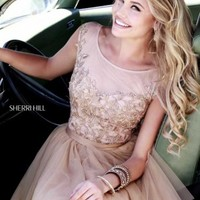 11171 Prom Evening Dress - Sherri Hill Dresses by Molly Browns York