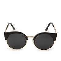 F0575 Chic Cat-Eye Sunglasses