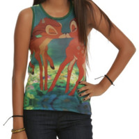 Disney Bambi Kiss Girls Muscle Top