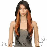 SENSATIONNEL SYNTHETIC INSTANT FASHION WIG COUTURE INNA