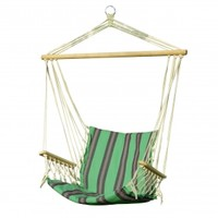 Green Hammock Chair