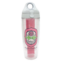 Simply Southern 24oz Pink Patch Tervis Water Bottle