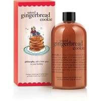 Spiced Gingerbread Cookie Shower Gel