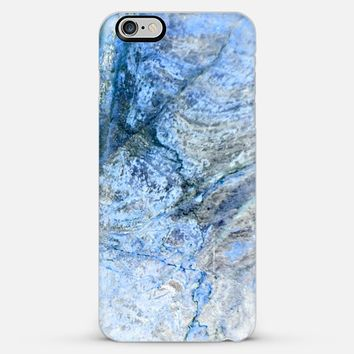 blue marble iPhone 6 Plus case by Sylvia Cook | Casetify