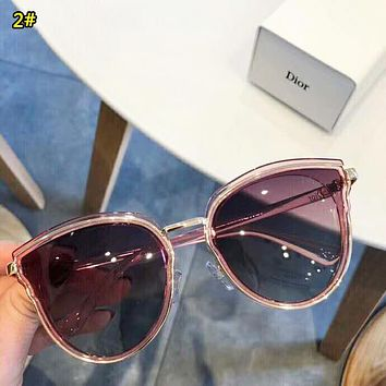DIOR New fashion polarized women glasses eyeglasses 2#