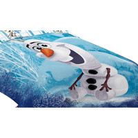 Disney Frozen Twin - Full Comforter Olaf Snowman Bedding