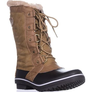 JBU by Jambu Lorna Cold-Weather Boots, Tan, 7.5 US