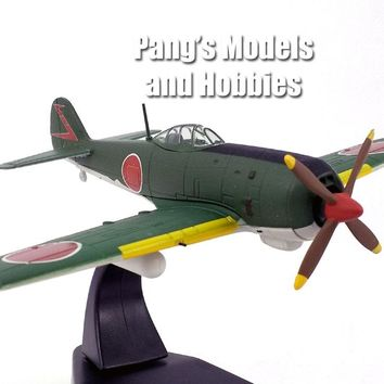 Nakajima Ki-84 Hayate Frank Japanese Fighter - Leyte Gulf 1944 - 1/72 Scale Diecast Model by Atlas