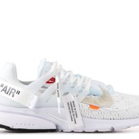 NIKE x OFF WHITE - AIR PRESTO