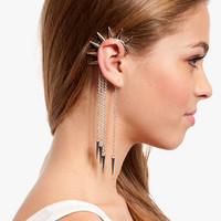 Hello Spike Ear Cuff $12