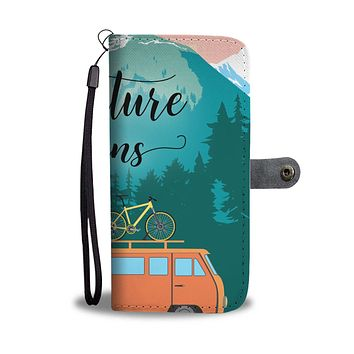 Adventure Wallet Phone Case
