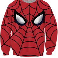 Friendly Neighborhood Spiderman Crewneck Sweatshirt
