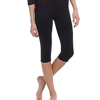 Half Moon Active By Modern Movement Cropped Knit Legging