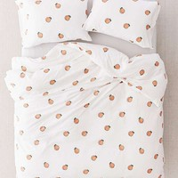 Peach Duvet Cover Set | Urban Outfitters