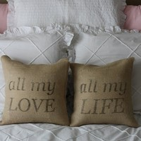 Momma's Wishlist / Nest of Posies: let's have some *PILLOW TALK* ~ shall we